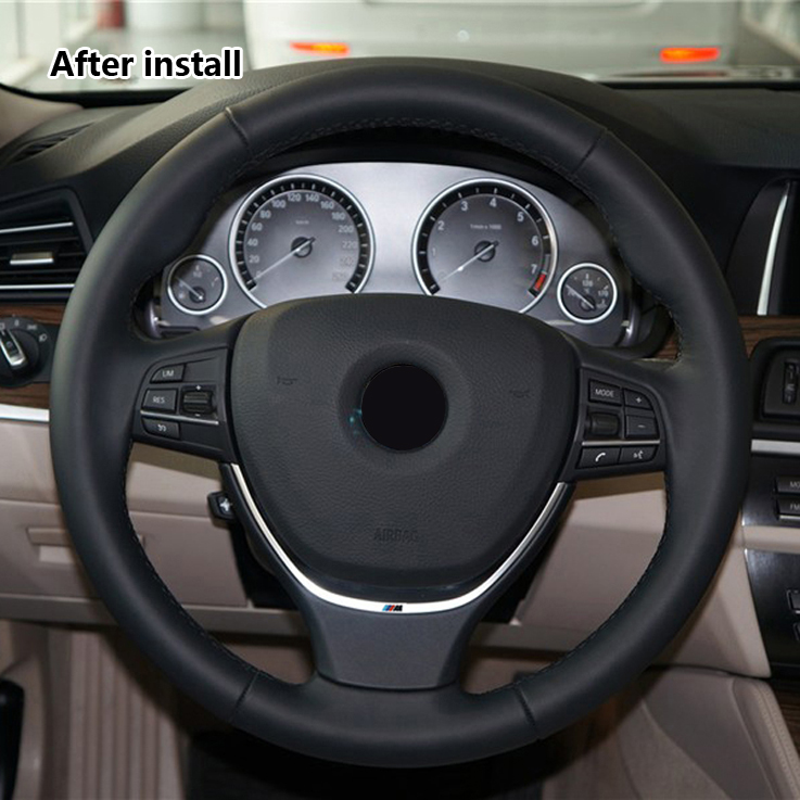 BMW Steering Wheel Cover Replacement-BMW