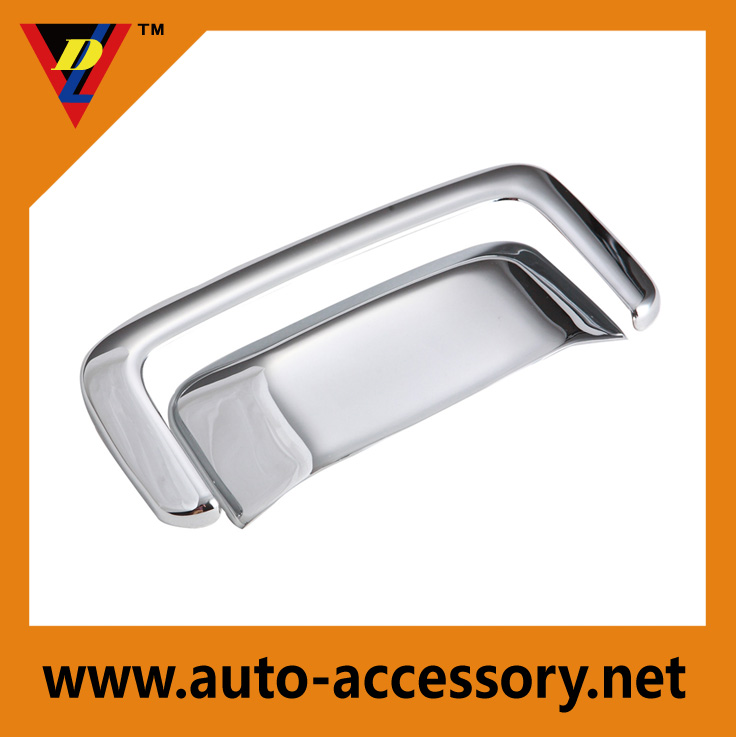 ABS chrome tailgate cover GMC yukon accessories
