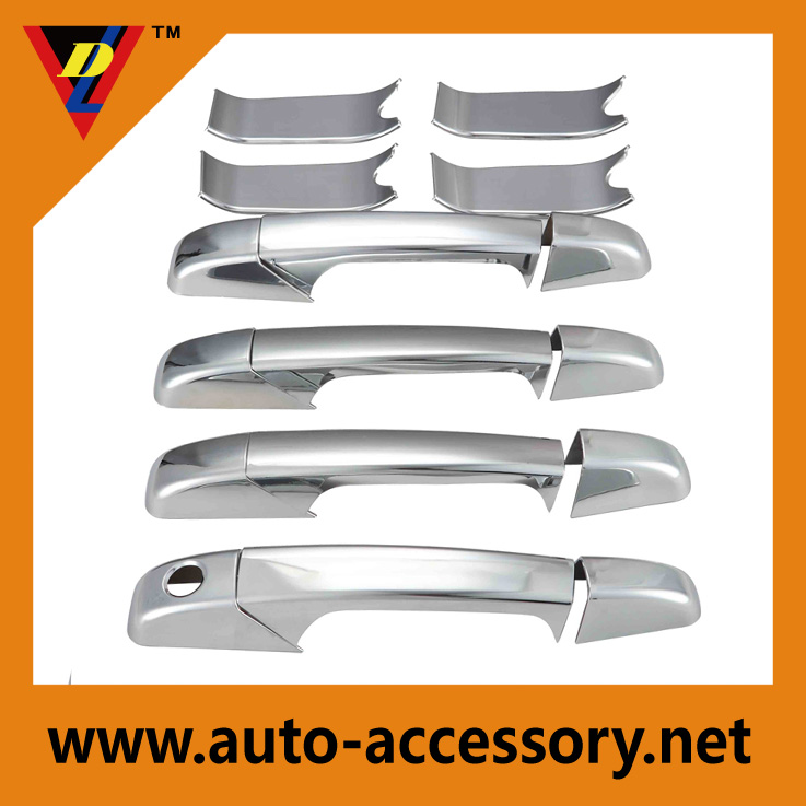 2007-2013 Chevy Tahoe exterior door handle chrome parts