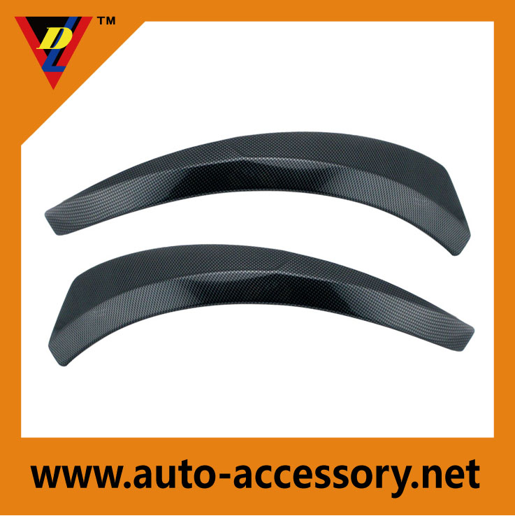 Carbon fiber arch fender cover for VW golf parts