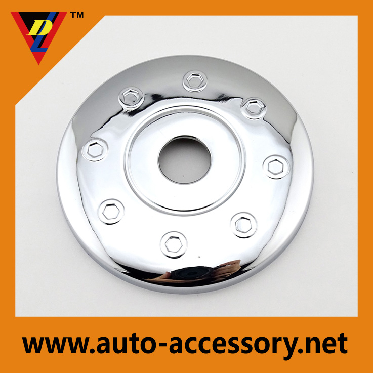 Chrome fuel tank cover for VW golf 1