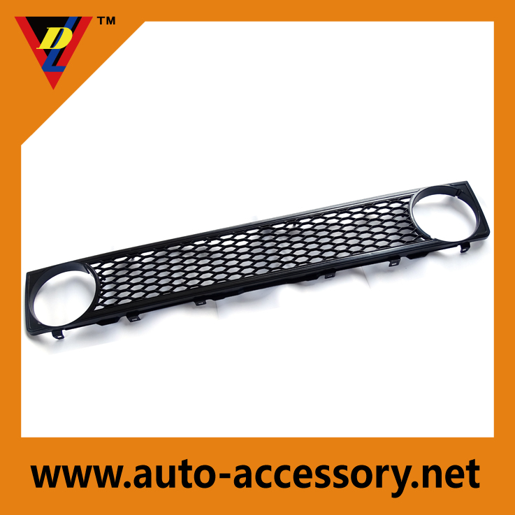 Custom car grille for golf 1