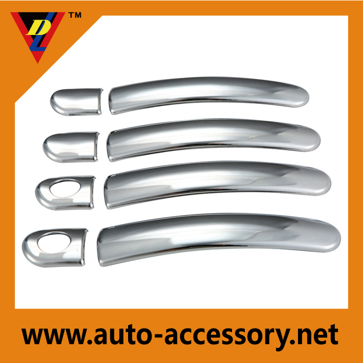 Chrome door handle cover volkswagen passat accessories