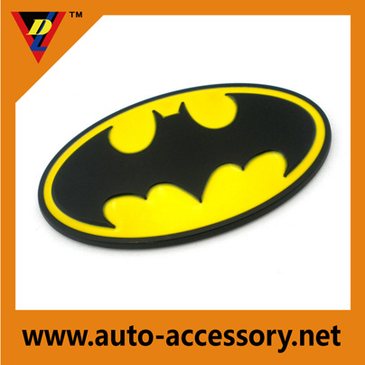 high quality batman emblem for car hood emblems