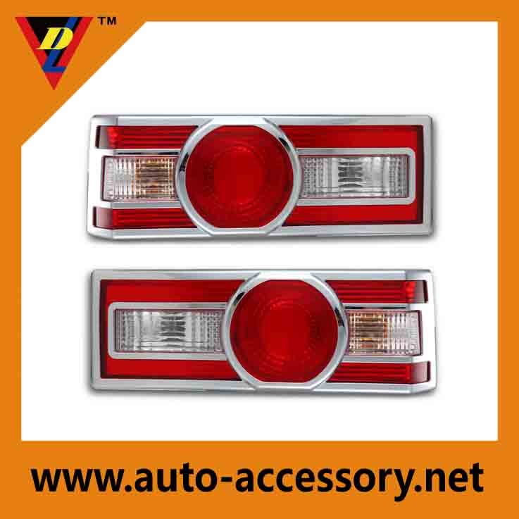Volkswagen golf 1 chrome tail light bezels