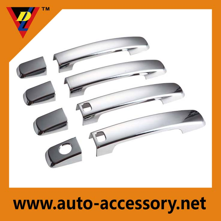 Chromed ABS Door Handle Cover Trim For 2007-2011 nissan Altima Sentra Qashqai