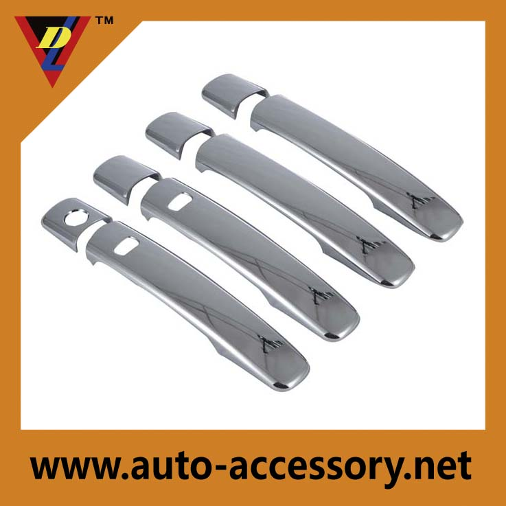 ABS Door Handle Covers with Smart Key Hole For nissan Rogue/X-trail infiniti fx4